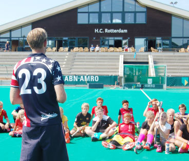 ROTTERDAM EXCELLENCE HOCKEY CAMP SUMMER
