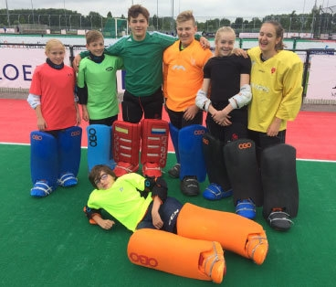 ROTTERDAM EXCELLENCE GOALIE CAMP MAY